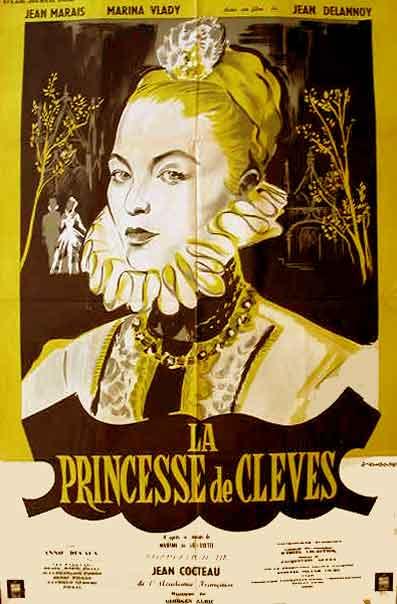 La rencontre entre la princesse de cleves et le duc de nemours texte